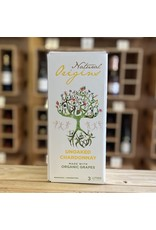 "3 Liter Box Domaine Bousquet ""Natural Origins"" Chardonnay 2019 3 Liter Bag-In-Box - Mendoza, Argentina"