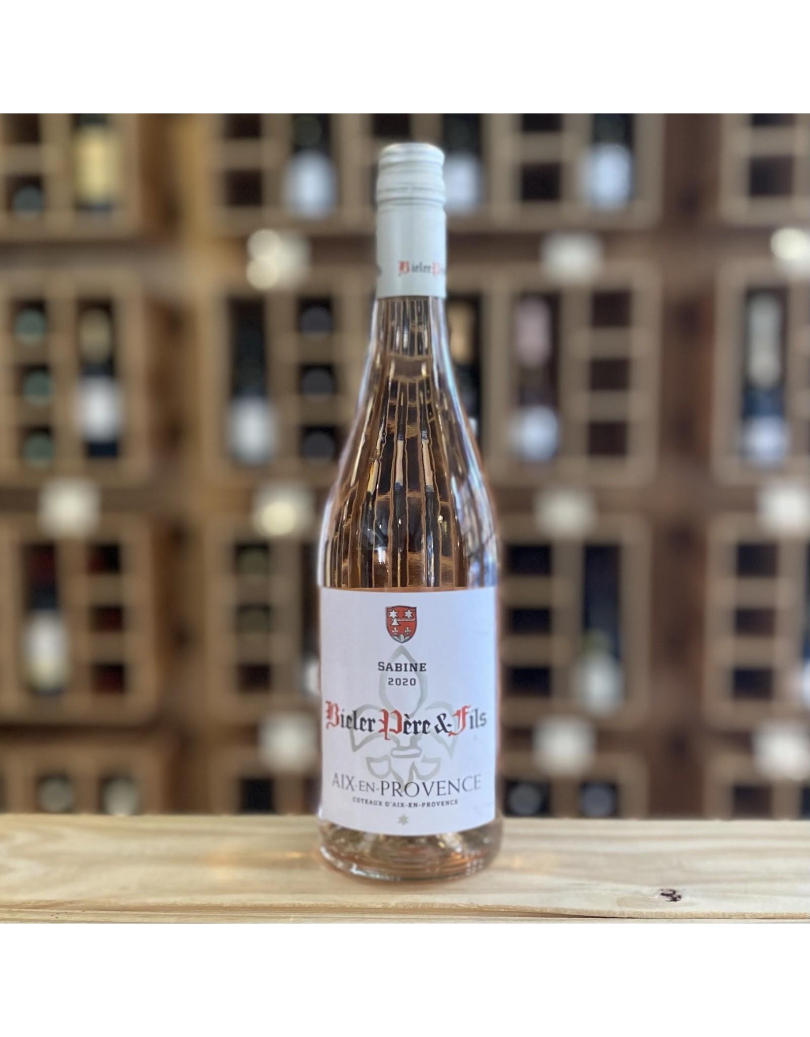 Rose Bieler Pere et Fils ''Sabine'' Rose 2020 - Coteaux d'Aix-En-Provence, France