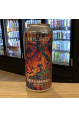 "IPA Lamplighter Brewing Co ""Dazed & Confused"" IPA -"