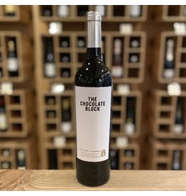 """South Africa Boekenhoutskloof """"The Chocolate Block"""" Red Blend 2019 - Cape Town, South Africa"""