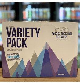 12-Pack Woodstock Inn Brewery Variety 12-Pack - Woodstock, NH
