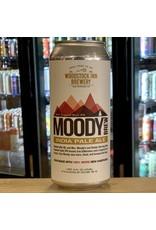 "IPA Woodstock Inn Brewery ""Mooody's"" IPA - Woodstock, NH"