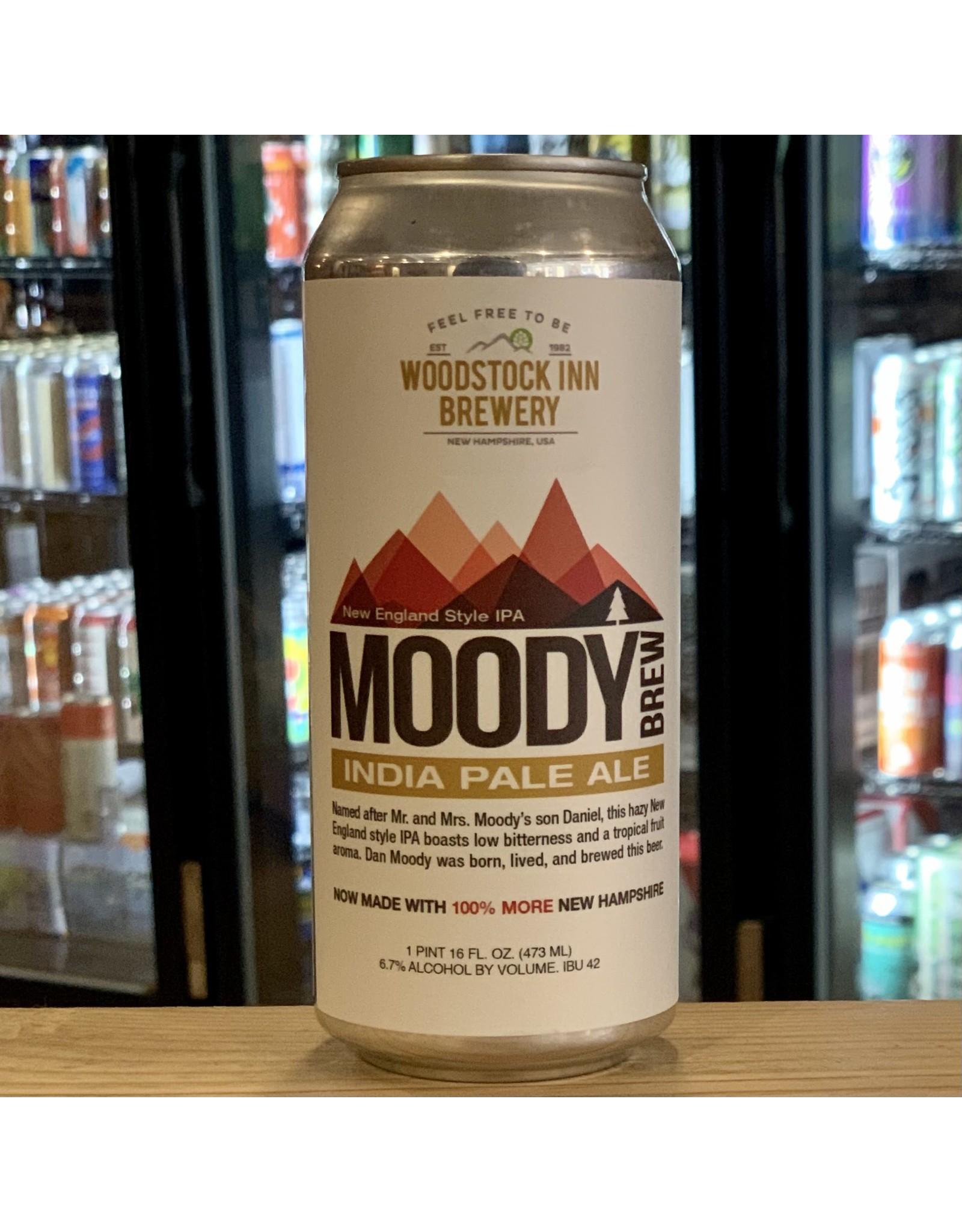 """IPA Woodstock Inn Brewery """"Moody's"""" IPA - Woodstock, NH"""