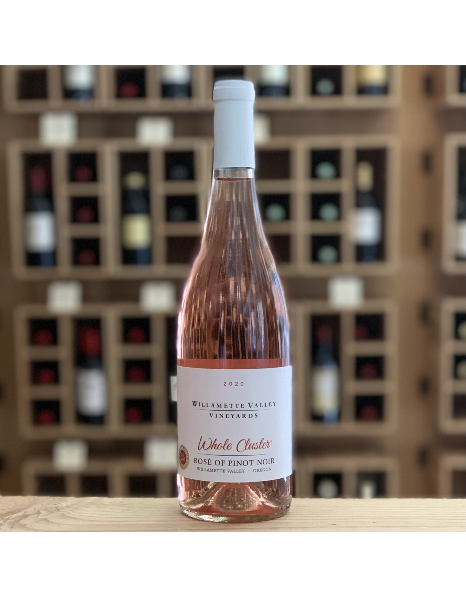 Willamette Valley Willamette Valley Vineyards Whole Cluster Rose of Pinot Noir 2020 - Willamette Valley, Oregon