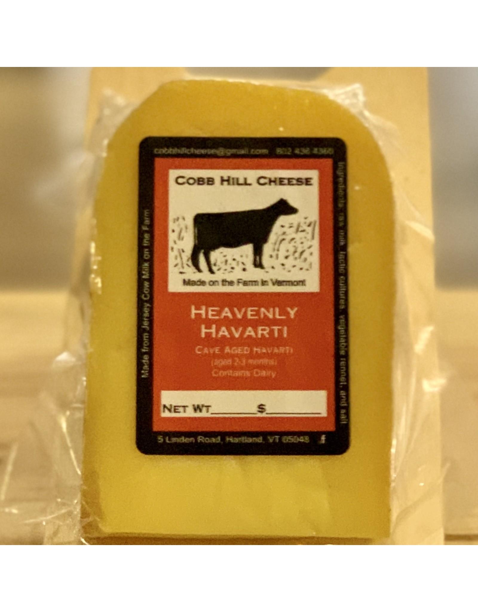 "Cheese Cobb Hill Cheese ""Heavenly Havarti"" Cave Aged Havarti - Hartland, Vermont"