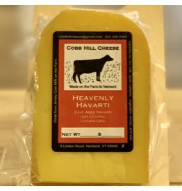 "Cheese Cobb Hill Cheese ""Heavenly Havarti"" Cave Aged Havarti - Hartland, Vermont"