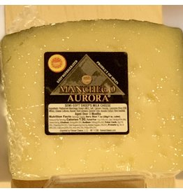 Cheese Aurora Semi-Soft Sheep Milk Manchego Aged 3/Months - Spain