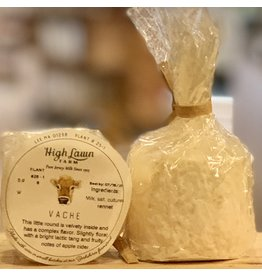 "Cheese High Lawn Farms ""Vache"" Soft Mild Cows Milk Button - Lee, MA"