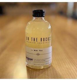 "On The Rocks ""Mai Tai"" RTD Cocktail w/Cruzan Rum 200ml - Bardstown, KY"