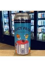 """Sour Radiant Pig """"Juicy Fruit"""" Sour Ale w/Raspberry, Peach and Lemon - Newport, RI"""
