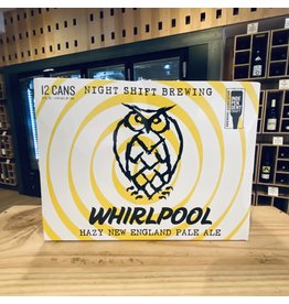 12-Pack Night Shift ''Whirlpool'' Pale Ale 12-Pack - Everett, MA