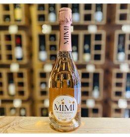 """Rose Mi Mi Brut """"Grande Reserve"""" Sparkling Rose NV- Provence, France"""