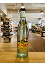 Water-Sparkling Mineral Topo Chico Carbonated Mineral Water 12oz Bottle - Monterrey, Mexico