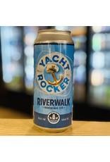 "Wheat Riverwalk Brewing Co ""Yacht Rocker"" Wheat Ale - Newburyport, MA"