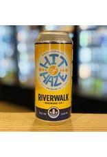 """NEIPA Riverwalk Brewing Co """"Hit of Haze"""" NEIPA - Newburyport, MA"""
