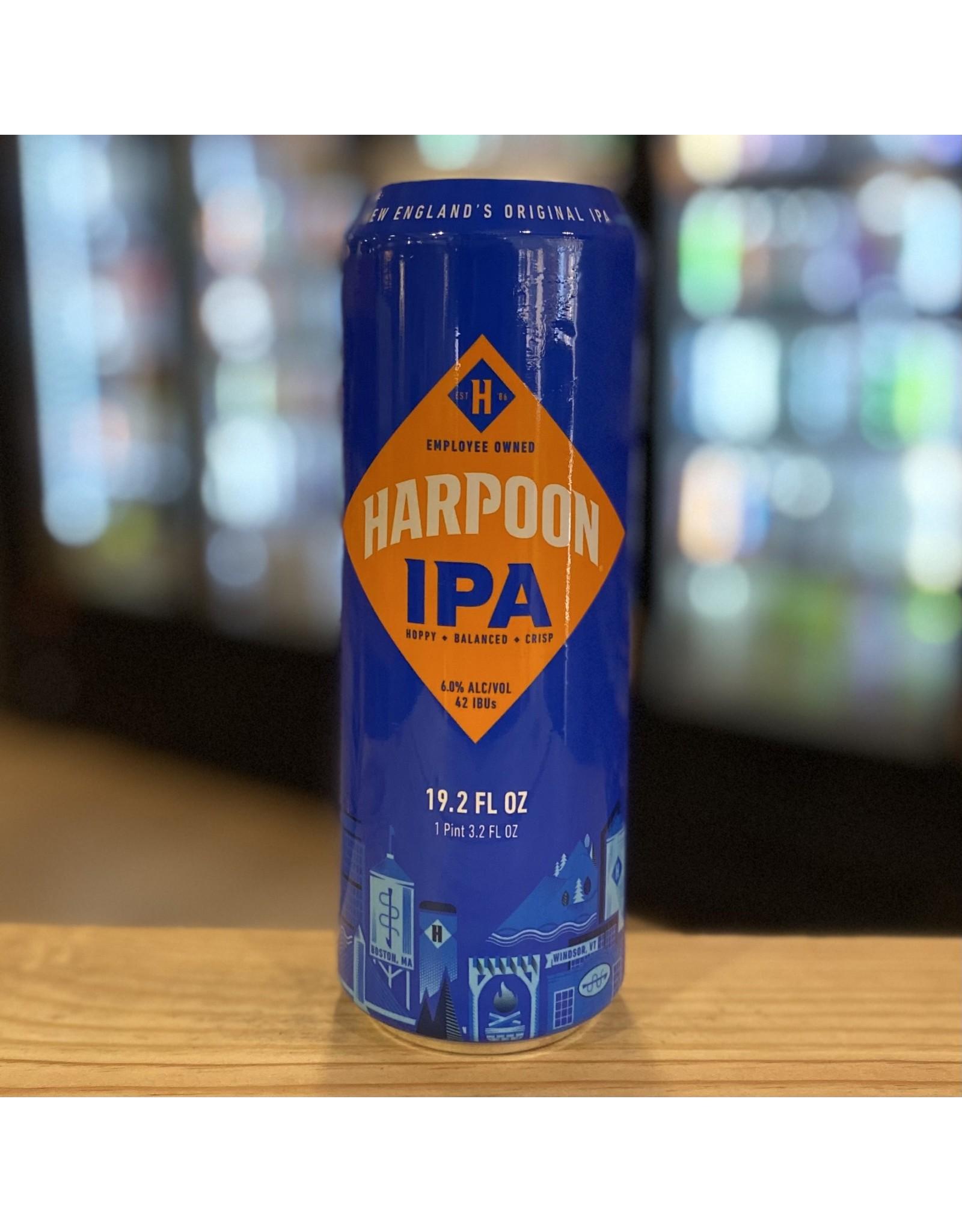 IPA Harpoon IPA 19.2oz Can - Boston, MA