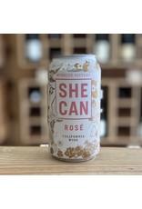 """Rose McBride Sisters """"She Can"""" Rose 2020 375ml - California"""