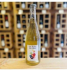 """Pet-Nat Jean Aubron """"Les Bulles"""" Melon Blanc Pet Nat Sparkling Wine NV - Loire Valley, FR"""