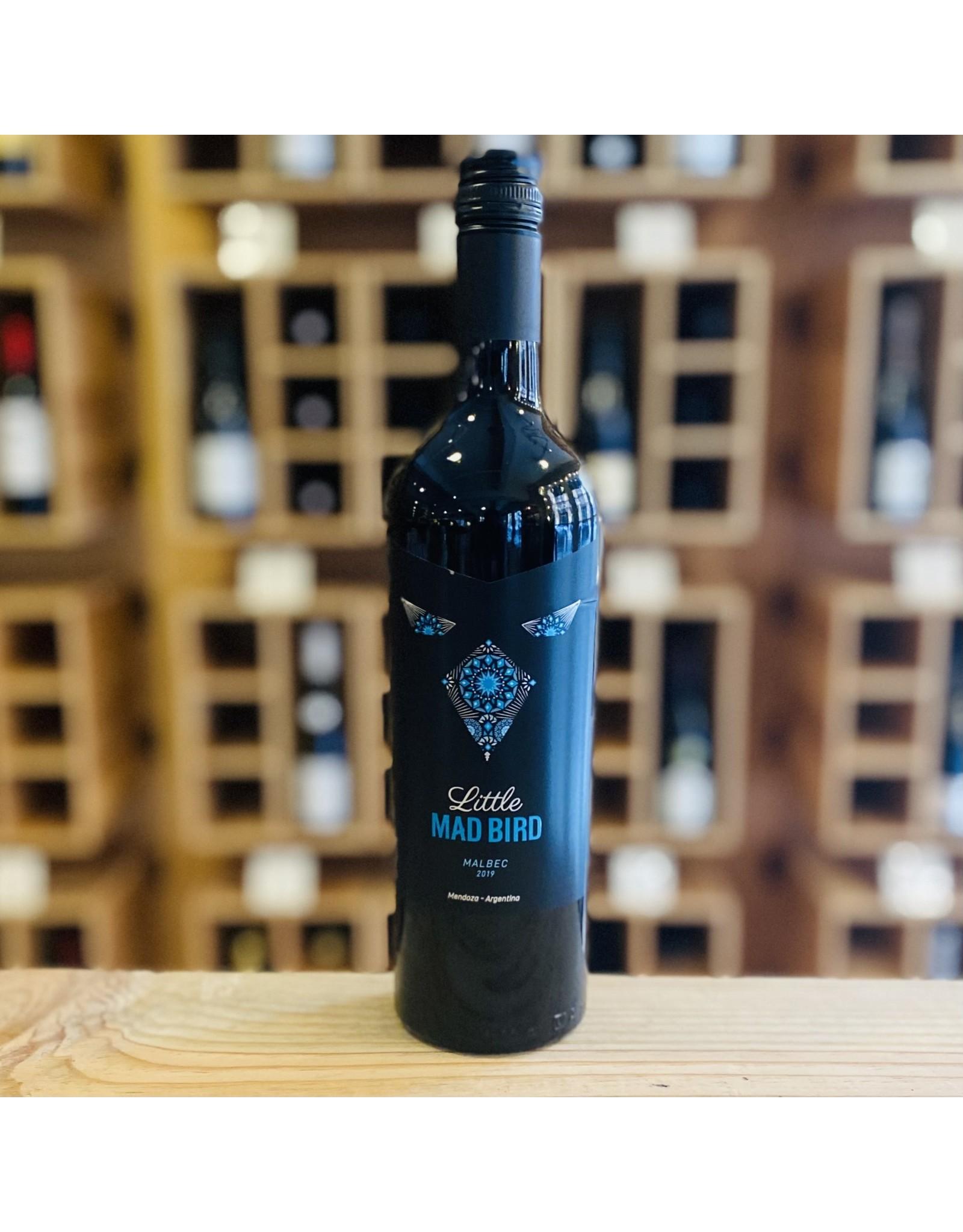 "Mendoza Corbeau Wines ""Little Mad Bird"" Malbec 2019 - Mendoza, ARG"
