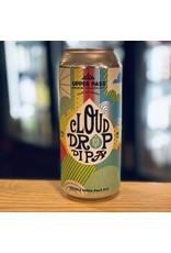 """DIPA Upper Pass Beer Company """"Cloud Drop"""" DIPA - Stowe, Vermont"""