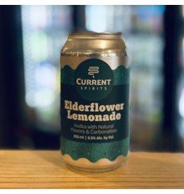 Current Spirits Elderflower Lemonade RTD Vodka Cocktail - Elmsford, New York
