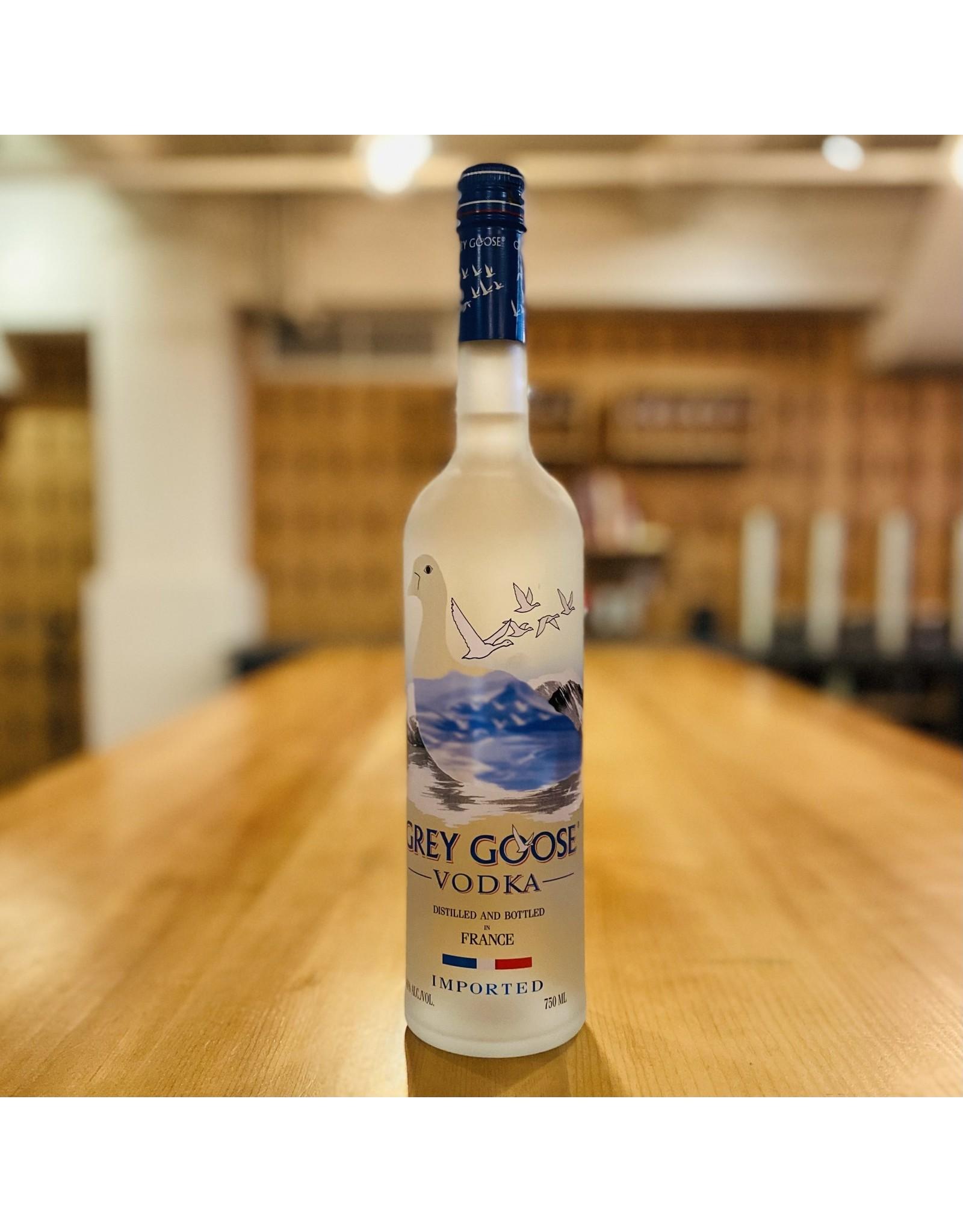Gluten Free Grey Goose Vodka 750ml - France