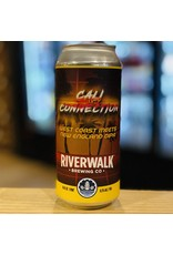 "DIPA Riverwalk Brewing Co ""Cali Connection"" DIPA - Newburyport, MA"