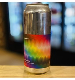 """IPA Finback Brewery """"Way Beyond"""" Dry Hopped IPA w/Pineapple - Queens, NY"""