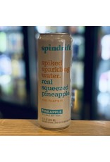 Hard Seltzer Spindrift Spiked Sparkling Water w/Pineapple - Newton, MA