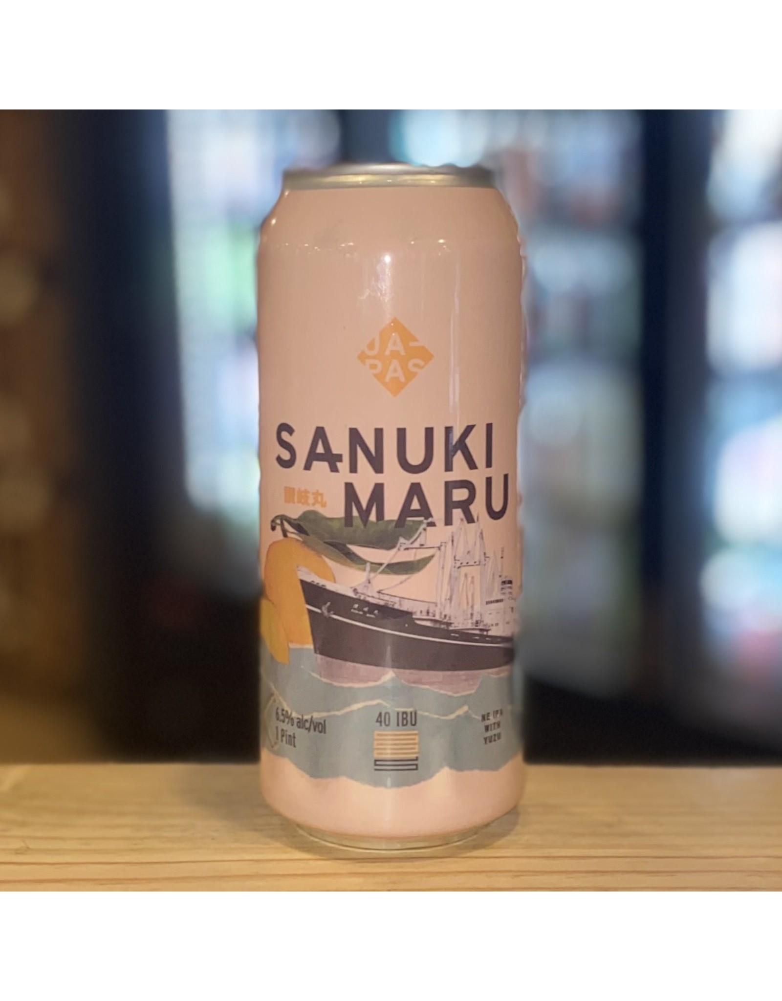 """NEIPA Japas Cervejaria """"Sanuki Maru""""  NEIPA w/Yuzu - Chicago, Illinois"""