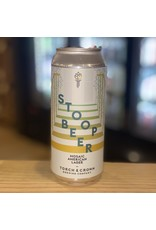 """Lager Torch & Crown """"Stoop Beer"""" American Light Lager - New York, New York"""