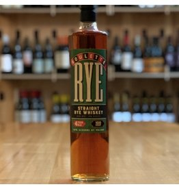 """Proof and Wood """"Roulette"""" 4 Year Old Straight Rye Whiskey - Indiana"""