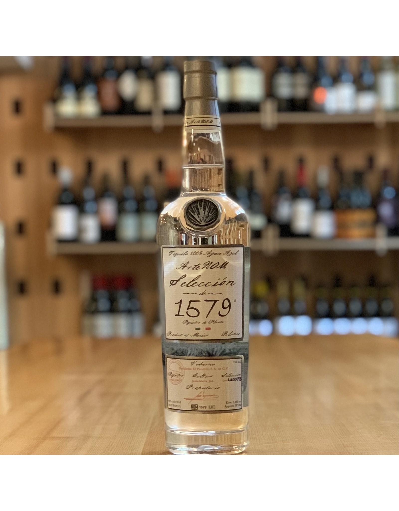 """ArteNOM """"Selección de 1579"""" Agave Azul Blanco Tequila -Jalisco, Mexico"""