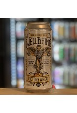 """Non-Alcoholic Wellbeing """"Victory Wheat"""" Non-Alchoholic Brew - Maryland Heights, MO"""