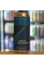 """IPA Threes Brewing """"Constant Disappointment"""" IPA - Clifton Park, NY"""