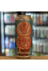 """Sour Night Shift Brewing """"Parlor Trick""""  Imperial Sour Ale w/lOrange, Vanilla and Lactose - Everett, MA"""