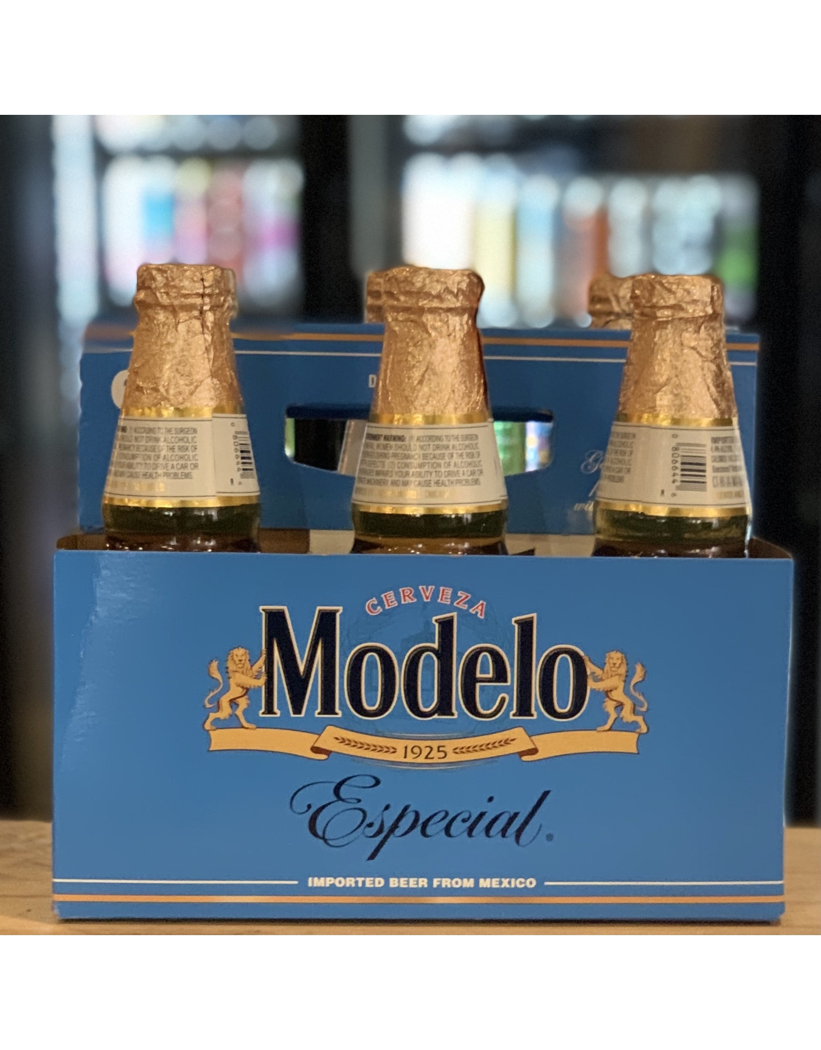 Lager Modelo Especial Lager 6-Pack - Mexico