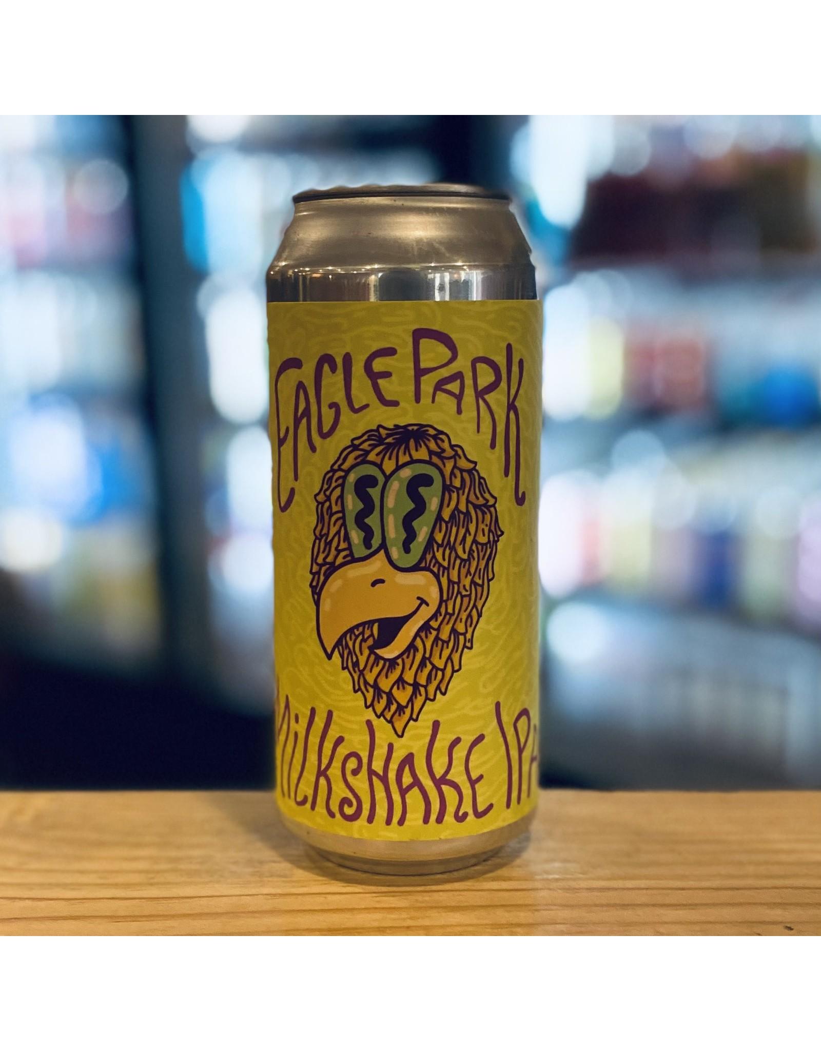 """IPA Eagle Park """"Milkshake"""" IPA w/Pineapple and Vanilla - Muskego, WI"""