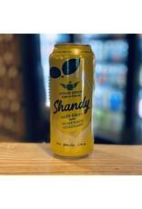 "Stow Cider ""Shandy"" Hazy Cider w/Lemonade - Stowe, Vermont"