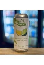 "Kolsch Gneiss Brewing Co ""Radler"" Kolsch Style Ale w/Lemon-Lime Flavor - Limerick, Maine"
