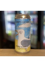 """Lager Lamplighter Brewing """"Stupid Seagulls"""" Dry-Hopped Pale Lager - Cambridge, MA"""