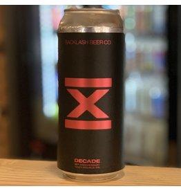 """DIPA Backlash Beer Co """"Decade"""" Hazy DIPA - Boston, MA"""