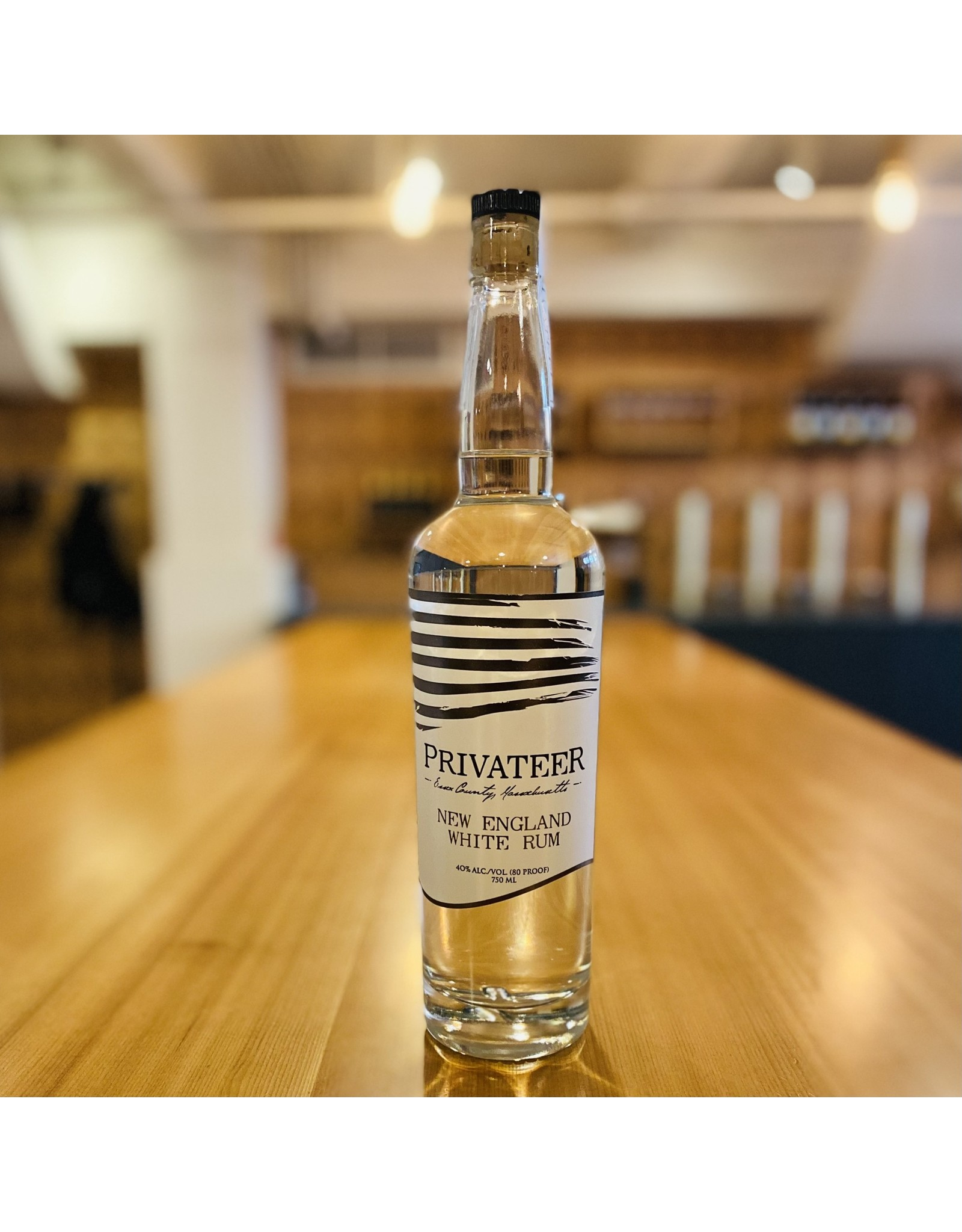 Local Privateer New England White Rum - Ipswich, MA