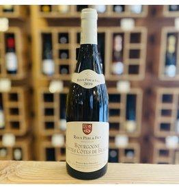 Burgundy Domaine Roux Pere & Fils Hautes Cotes de Beaune Blanc 2019 - Burgundy, France