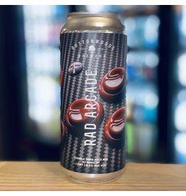 "DIPA Buttonwoods Brewery "" Rad Arcade"" DIPA w/Apricot - Cranston, RI"