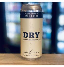"Local Pony Shack ""Champagne Style"" Dry Hard Cider - Boxborough, MA"