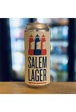 """Lager Notch Brewing """"Salem"""" Lager - Salem, MA"""