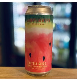 "Ale Lamplighter Brewing Co ""Little Slice"" Summer Ale w/Watermelon - Cambridge, MA"
