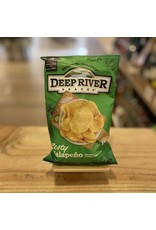 "Deep River ""Zesty Jalapeno"" Kettle Cooked Potato Chips  2oz - Deep River, CT"