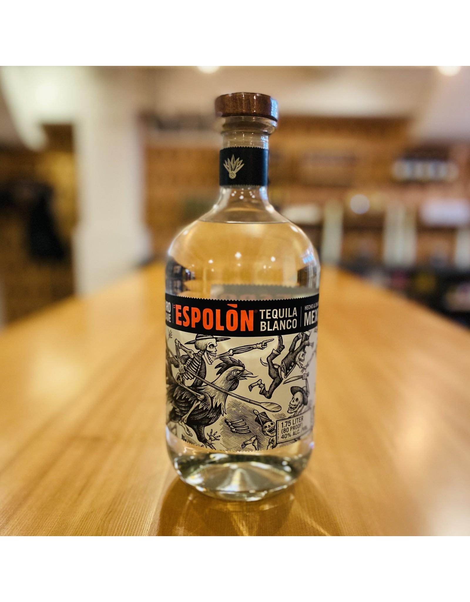 El Espolon Tequila Blanco 1.75 Liter - Jalisco, Mexico